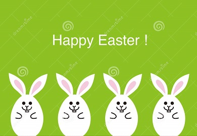 happy easter greeting card 19072368