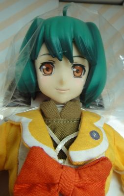 Action Figure Collection Limited Ranka Lee