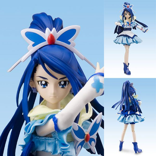 Action Figure Collection Cure Aqua