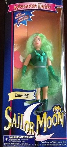 Adventure Doll Emerald