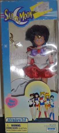 Adventure Doll Sailor Mars