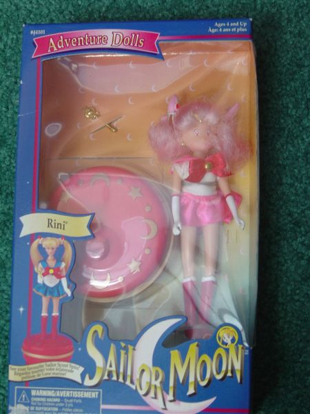 Adventure Doll Rini with Spinning Base